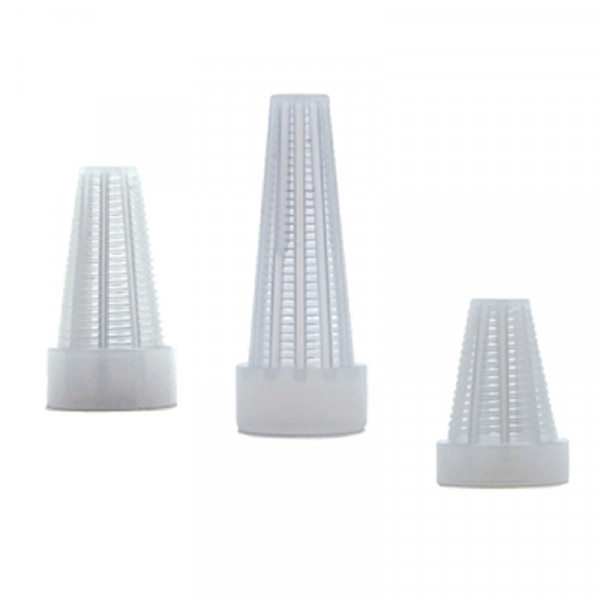 Conical Plastic Filters